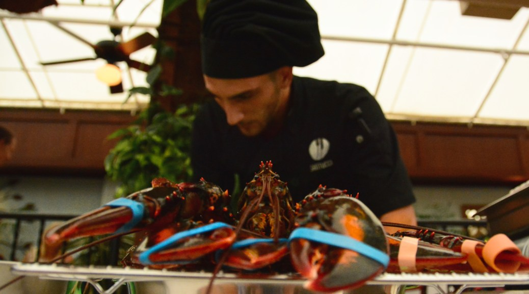 Santucci Lobster