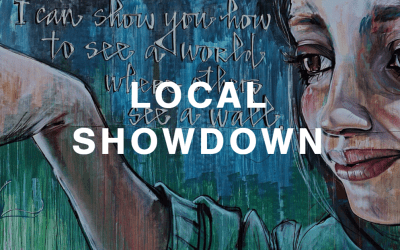 Artist Application Deadline for Canvas Local Showdown is Saturday!