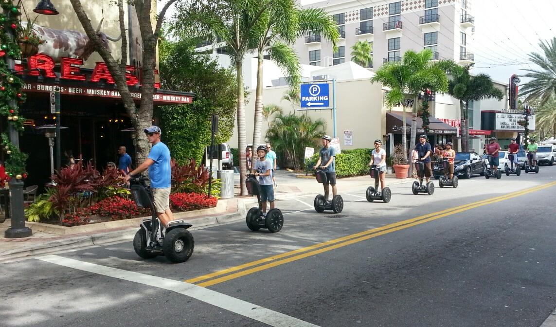 Palm Beach Segway Tours