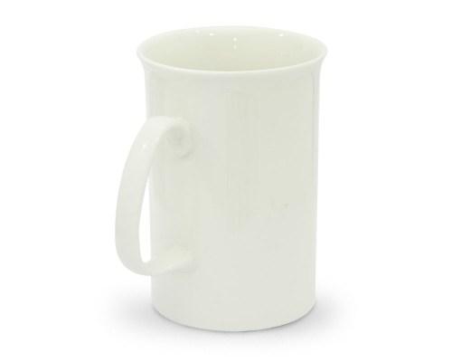 Medium Of Tall White Coffee Cups
