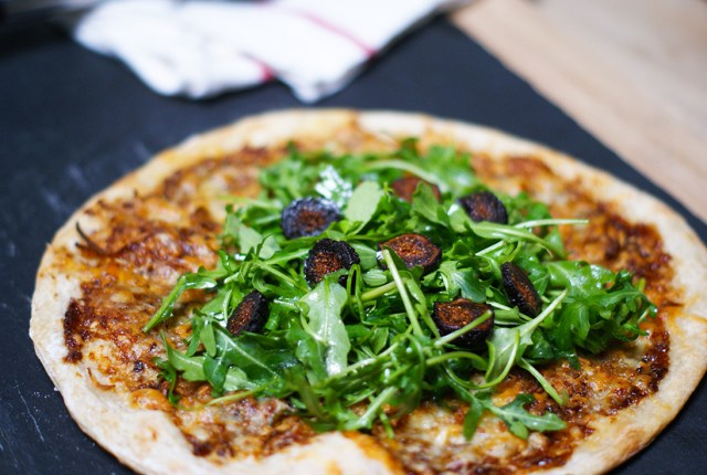 AHappyBlog Trader Joe's pizza crust