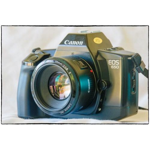 Medium Crop Of Canon Eos 650