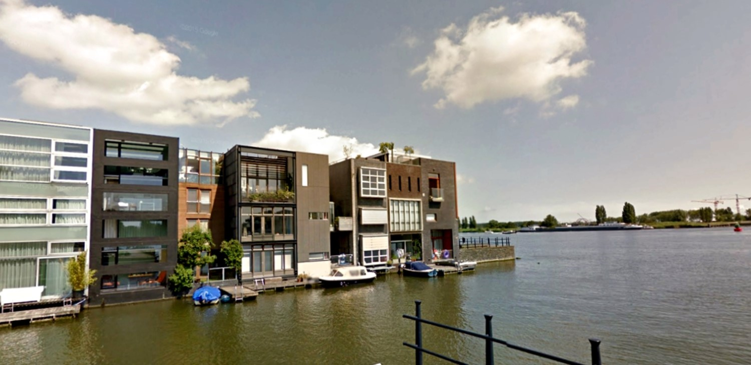 AHH   House on Borneo island  Amsterdam House on Borneo island  Amsterdam