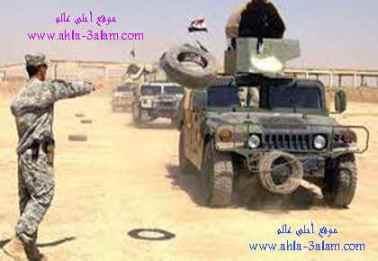 الجيش العراقي يستعد لاقتحام الفلوجة