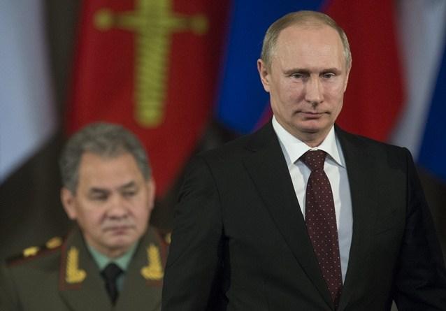 بالفيديو فلاديمير بوتين يكلف وزارة الدفاع بإجراء اختبار لجاهزية القوات المسلحة