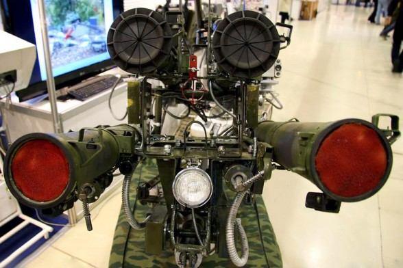 روبوتات الصواريخ