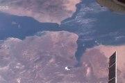 ناسا تطلق بث مباشر للأرض من المحطة الدولية