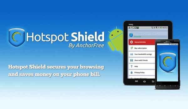 تحميل هوت سبوت شيلد كسر البروكسي Hotspot Shield
