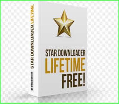 تحميل برنامج Star Downloader Free للتحميل من الإنترنت