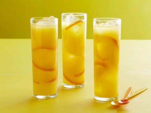 عصير بارد ومنعش وطريقة تحضير بسيطة