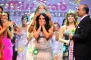 تتويج غنوة زين الدين ملكة جمال العرب في أمريكا