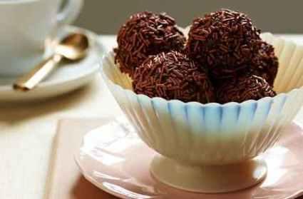 طريقة تحضير كرات الشوكولا