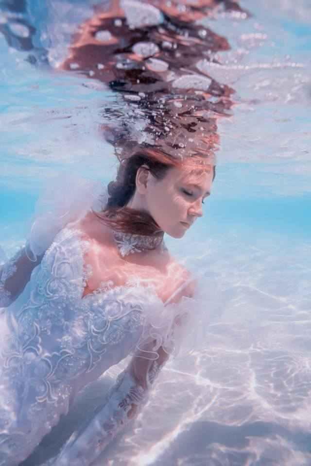 صور مميزة عرائس تحت الماء مجموعة رائعة جداً