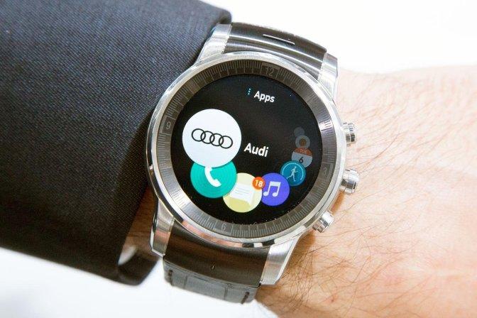 إل جي دبليو ساعة LG الجديدة بالتعاون مع Audi قريباً