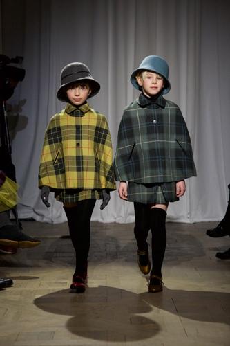 أزياء خريف 2015 للأطفال
