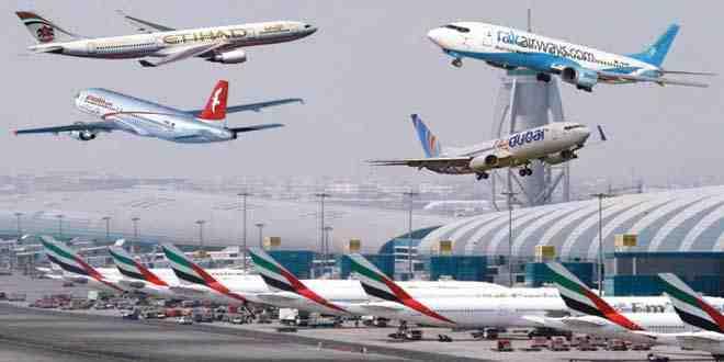 مطار دبي الدولي يصنف الأول والأكبر عالمياً