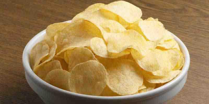 طريقة صنع شيبس البطاطا في المنزل