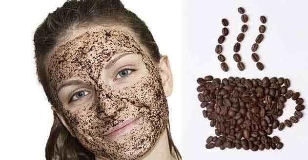 ماسك القهوة لبشرة رطبة خالية من العيوب