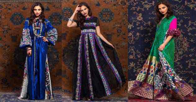اجمل الأزياء الرمضانية لإطلالة ملكية مميزة من OTT الإماراتية