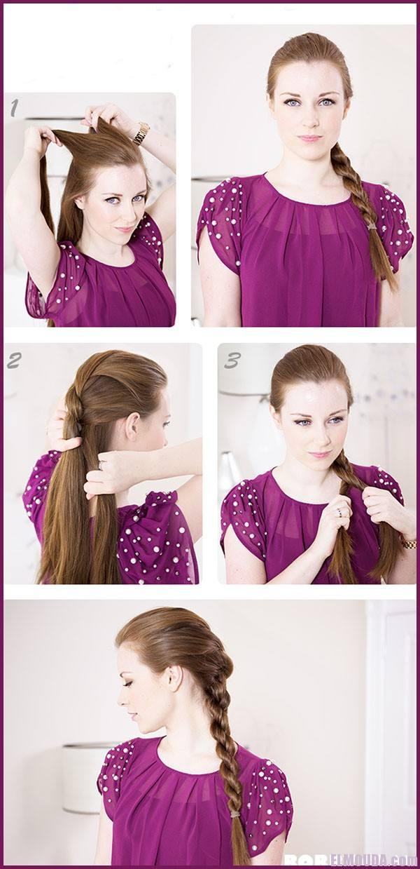 الشعر الطويل