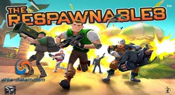 لعبة Respawnables افضل الالعاب القتالية لاجهزة الاندرويد
