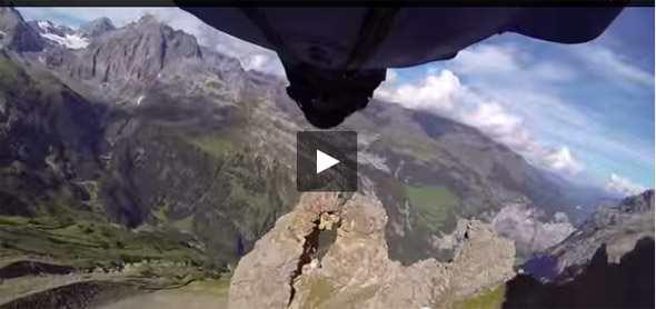 شاهد القفز المستحيل أخطر وأفضل القفزات في التاريخ فيديو