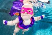 اجمل صور اطفال تحت الماء مجموعة مميزة من احلى عالم