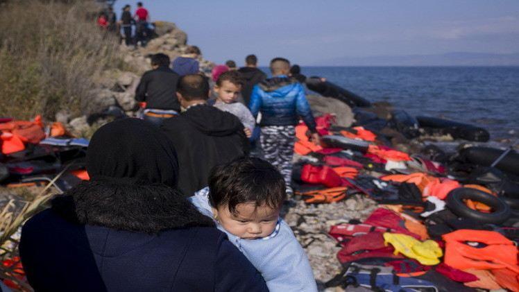اتفاق بين تركيا والاتحاد الأوربي لعبور نصف مليون مهاجر بعيداً عن المهربين