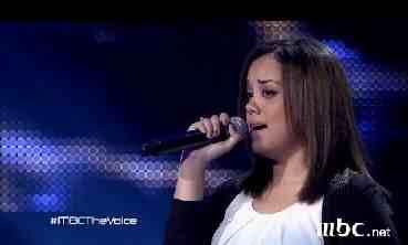 the voice الموسم الثالث هدير يوسف