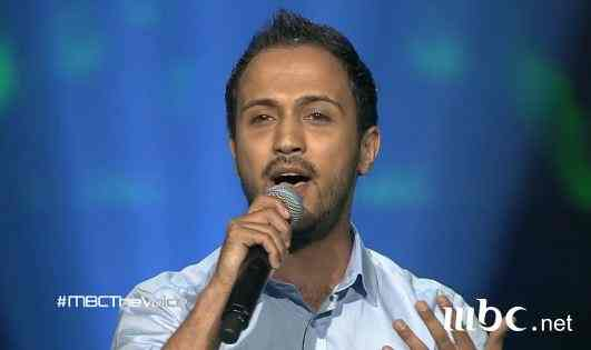 the voice الموسم الثالث غسان ابراهيم