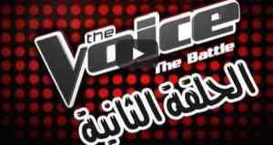 شاهد الحلقة الأولى كاملة من the voice