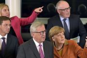 إجراءات جديده بعد هجمات باريس من الاتحاد الاوروبي على المهاجرين