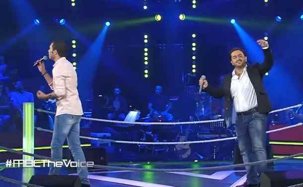 رضوان صادق و أحمد ناصر
