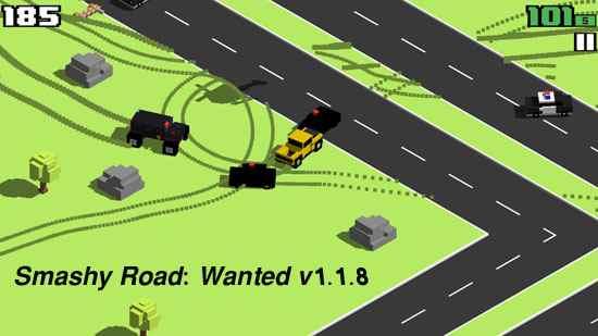 لعبة مطاردة السيارات والهروب من الشرطة شبيهة GTA للاندرويد