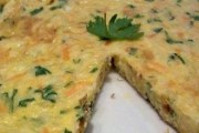 عجة البطاطا طبق مميز سريع و سهل التحضير
