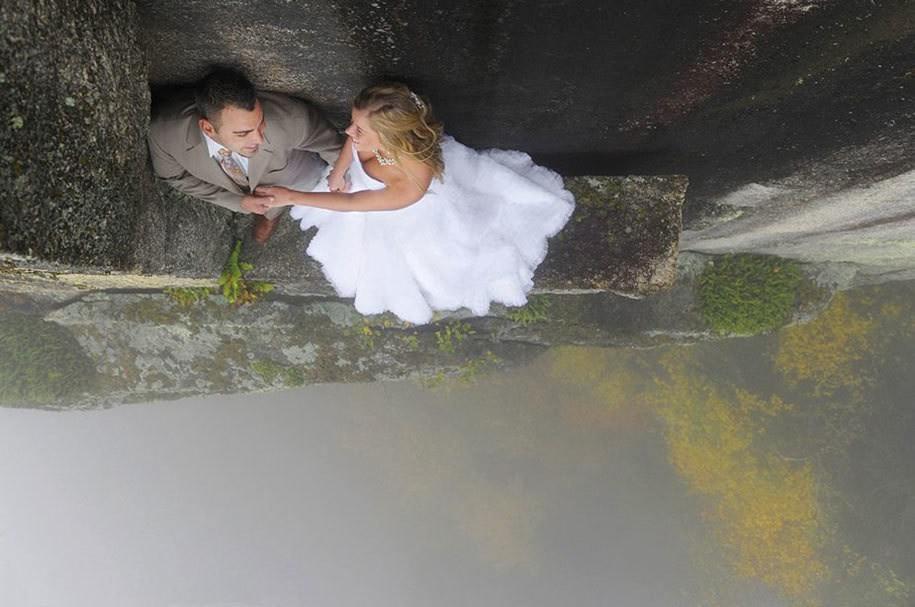 صور عروسين مجنونين