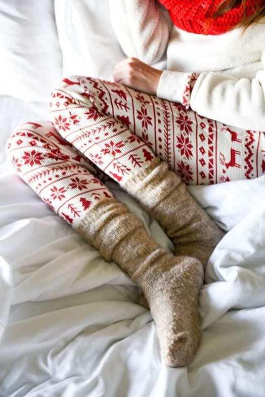 اجمل بيجامات الشتاء