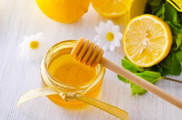 العسل والليمون للقلب