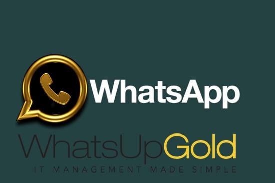 تحميل واتساب الذهبي الجديد تطبيق بميزات خارقة مجاني