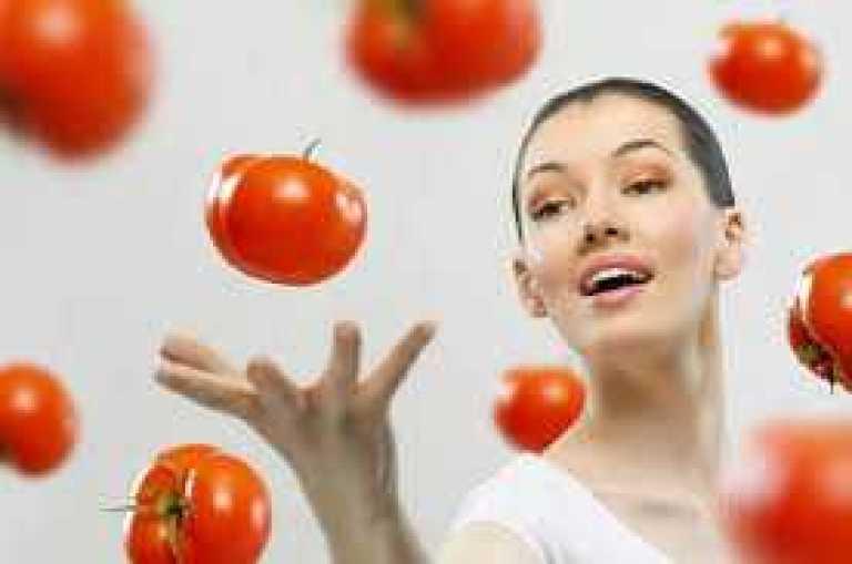 الطماطم