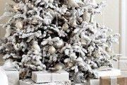 أجمل شجرة لعيد الكريسماس مع عدة أفكار لتزيينها بالفيديو و الصور