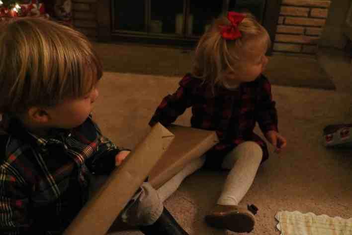 Christmas Eve|Ahrens at Home