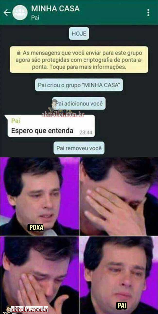 Recadinho do papai