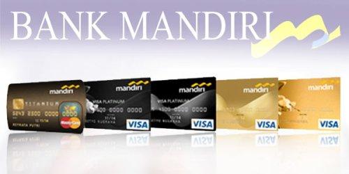 kartu kredit bank mandiri