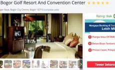 Menikmati Keindahan dan Ketenangan Alam di Hotel Novotel Bogor