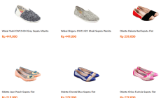 Tips Membeli Sepatu Wanita Branded Via Online