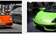 Ini Dia Koleksi Mobil Mewah Syahrini