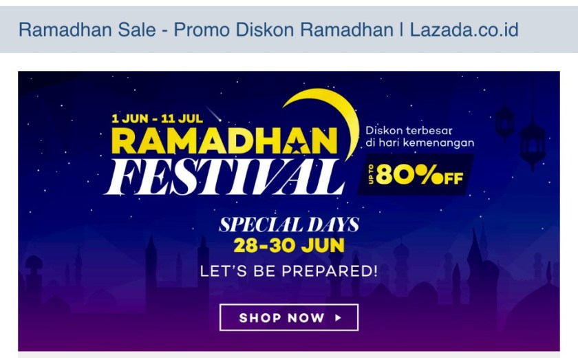 Ramadhan Festival