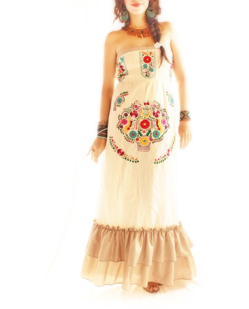 mexican wedding dresses from san miguel mexican wedding dress Mexican Wedding Dresses From San Miguel 81