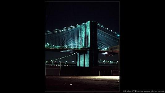 Brooklyn Bridge 1981